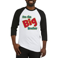 T I'm the Big Brother Baseball Jersey