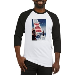 $19.99 Plan 9 from Outer Space Baseball Jersey