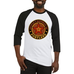 People's Republic of Portland Baseball Jersey
