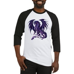 Draconis Nox Dragon Baseball Jersey