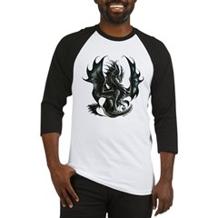 Ruth Thompsons Obsidian Dragon Baseball Jersey