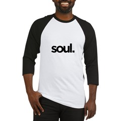 soul. long sleeve tee. Baseball Jersey