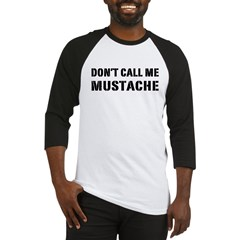 MUSTACHE Baseball Jersey
