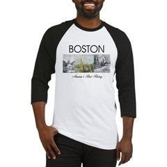 ABH Boston Baseball Jersey