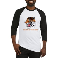 Eye of the tiger Baseball Jersey