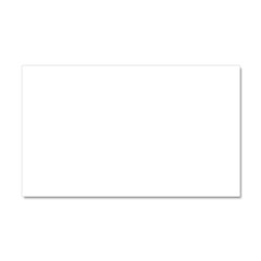 Norway (Flag, International) Car Magnet 20 x 12
