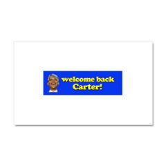 Welcome Back Carter Car Magnet 20 x 12