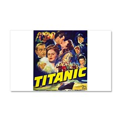 $9.99 Titanic Movie Car Magnet 20 x 12