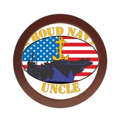 Proud Navy Uncle Jewelry Case