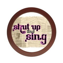 Shut Up and Sing Jewelry Case
