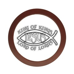 King of Kings Ichthus Jewelry Case