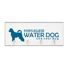 "P. Water Dog ""One Cool Dog"" Key Hanger"