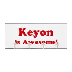Keyon is Awesome Key Hanger