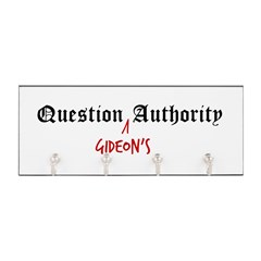 Question Gideon Authority Key Hanger