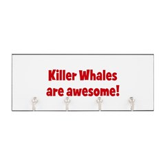 Killer Whales are awesome Key Hanger