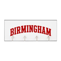 BIRMINGHAM (red) Key Hanger