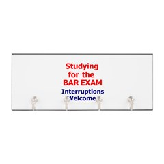 Bar Exam Key Hanger