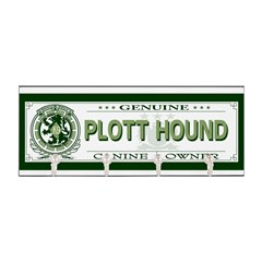 PLOTT HOUND Key Hanger