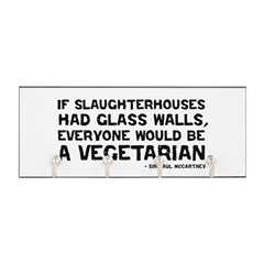 if slaughterhouses... Key Hanger