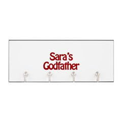 Sara's Godfather Key Hanger
