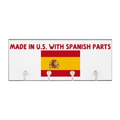 MADE IN US WITH SPANISH PARTS Key Hanger