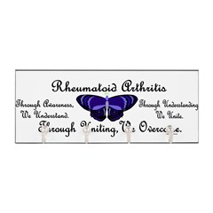 Butterfly Awareness 1 (Rheumatoid Arthritis) Key Hanger