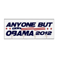 Anyone But Obama Key Hanger