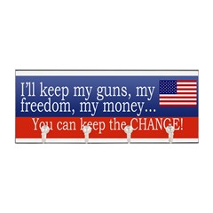 Keep the Change Key Hanger