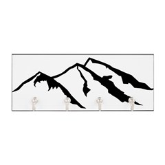 Mountains Key Hanger