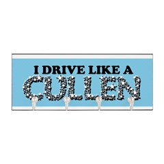 drive like a cullen remix Key Hanger