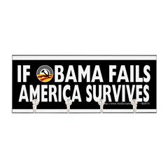 Anti-Obama Obama Fails America Survives Key Hanger