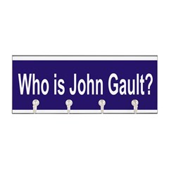 Who is John Gault? Key Hanger
