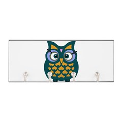 Retro Owl Key Hanger