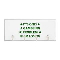 Gambling Problem Key Hanger