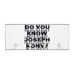 DO YOU KNOW JOSEPH KONY? Key Hanger