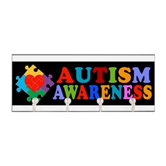 Autism Awareness Key Hanger