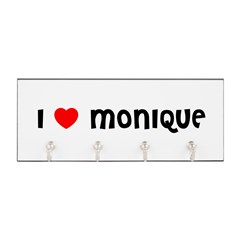 I LOVE MONIQUE Key Hanger