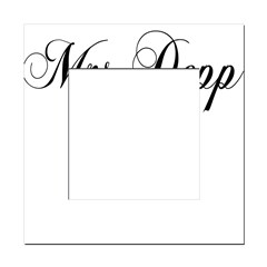 Mrs. Depp Square Locker Frame
