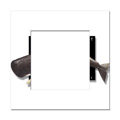 Sperm Whale Art Square Locker Frame