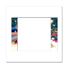 XmasMagic/5 Carins Square Locker Frame