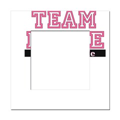 Team Bride: Im the Bride Square Locker Frame