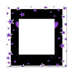 Boo - Amethyst Square Locker Frame