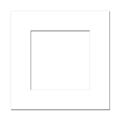 Norway Flag (World) Square Locker Frame