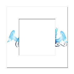 Castiel Wings Square Locker Frame