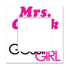Mrs. Chuck Bass Gossip Girl Square Locker Frame
