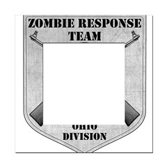 Zombie Response Team: Ohio Division Square Locker Frame