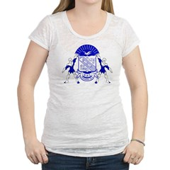 Sigma Womens Burnout Tee
