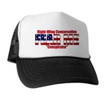 """""""Fear Me"""" Right-Wing Conspirator Trucker Hat"""