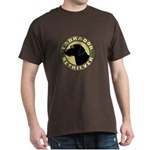 Black Lab Crest - Dark T-Shirt