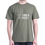 My MBA Is MIA Military Green T-Shirt